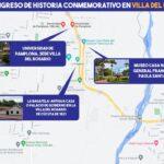 Sedes del Congreso de Historia Conmemorativo en Villa del Rosario 2021